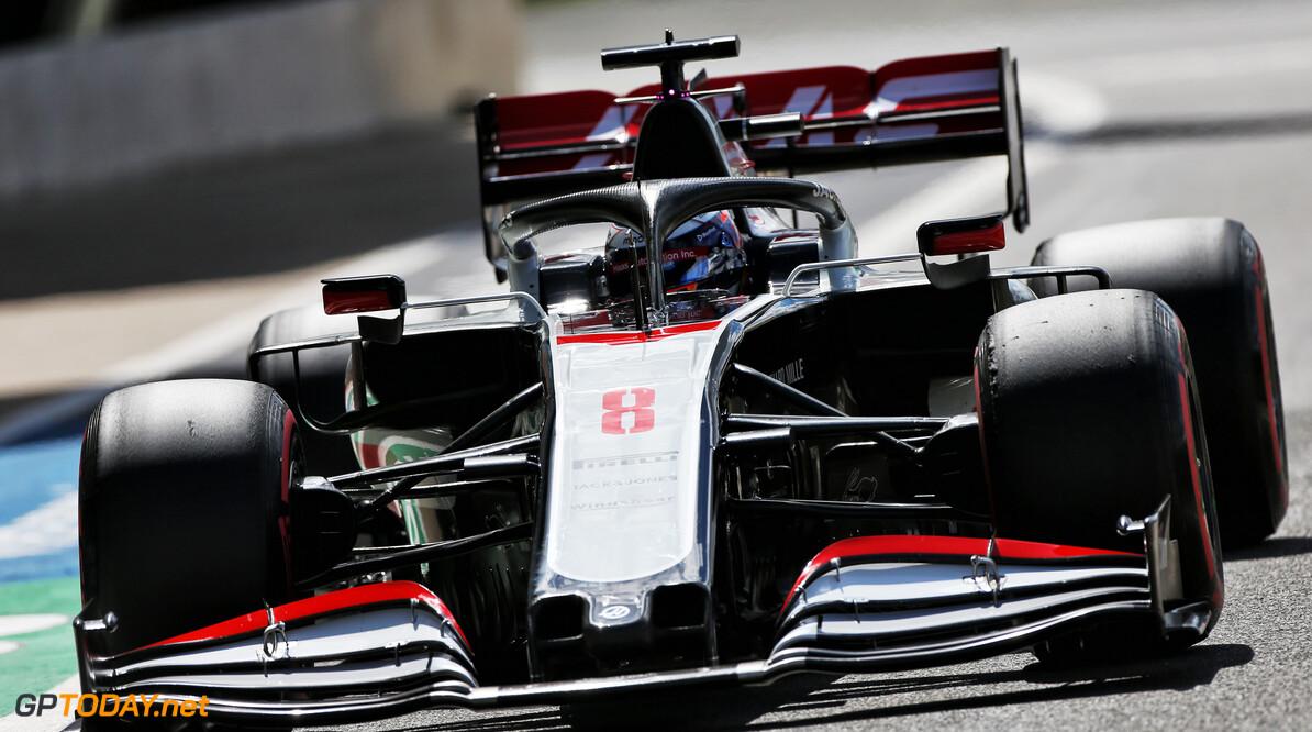 Grosjean avoids penalty for defensive manoeuvre on Ricciardo
