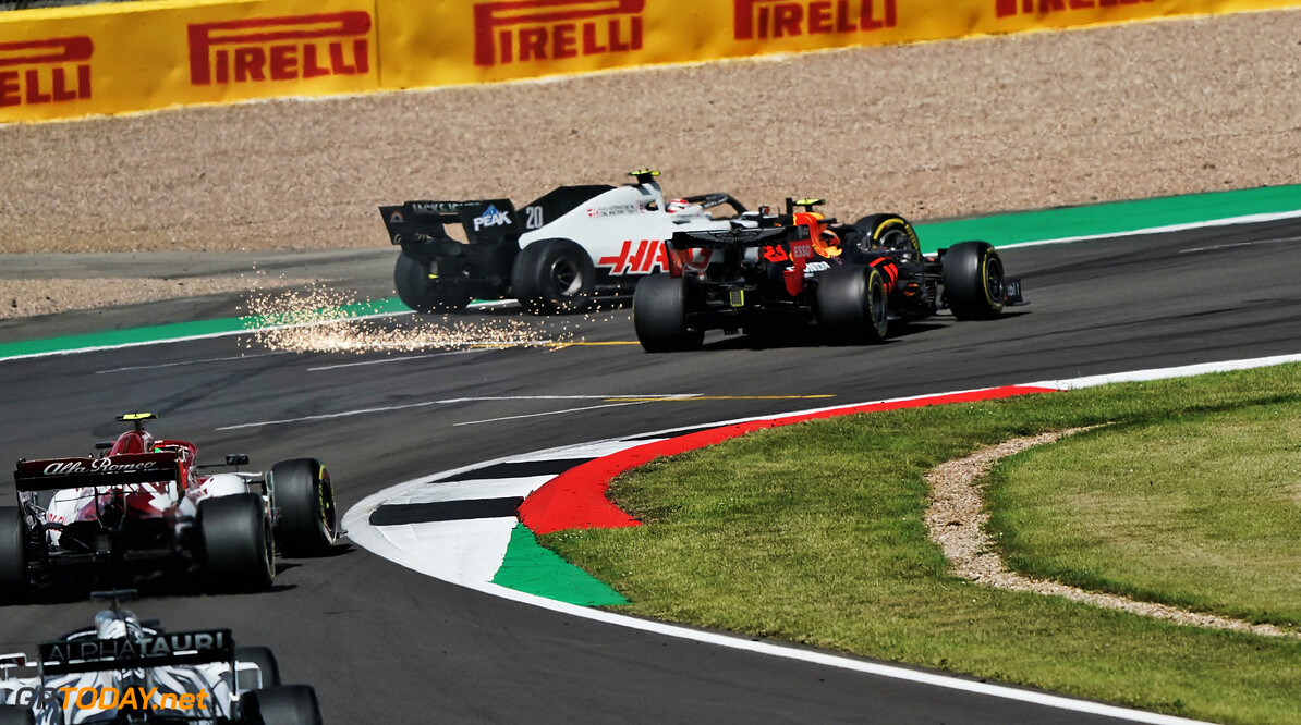 Albon: Blame split 50/50 in Magnussen crash