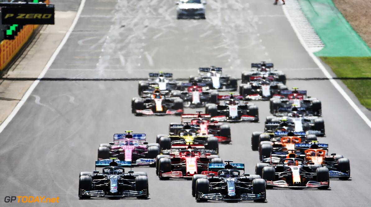 Zo ziet de complete Formule 1-kalender voor 2021 eruit