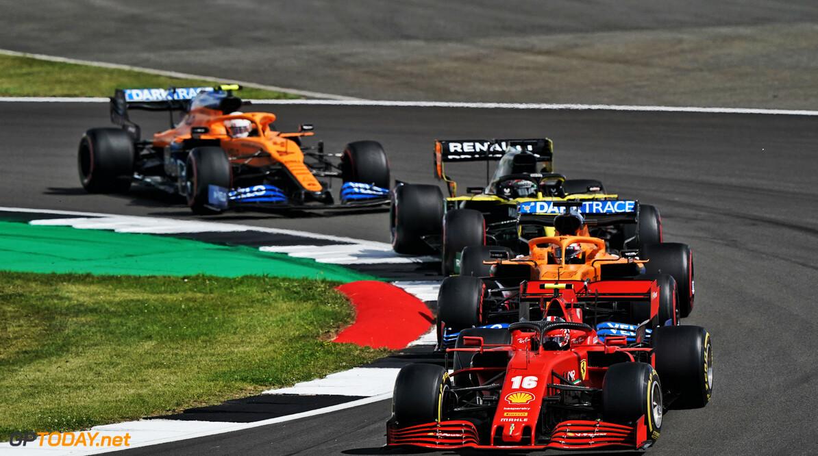 """Gerhard Berger: """"Ferrari zal 80 pk moeten vinden"""""""