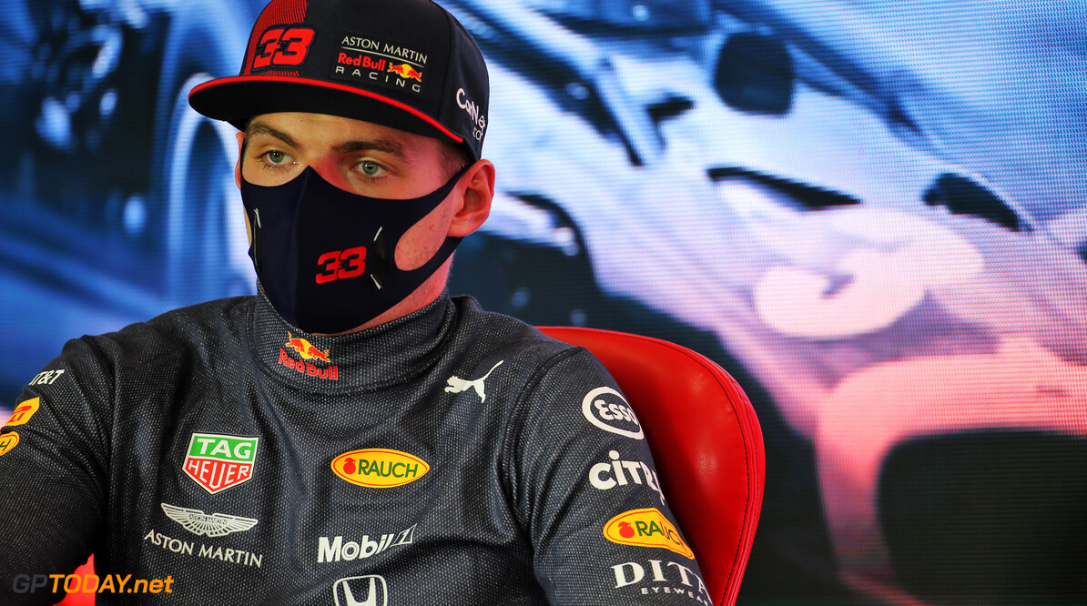 Verstappen explains how he managed to defeat Mercedes at Silverstone