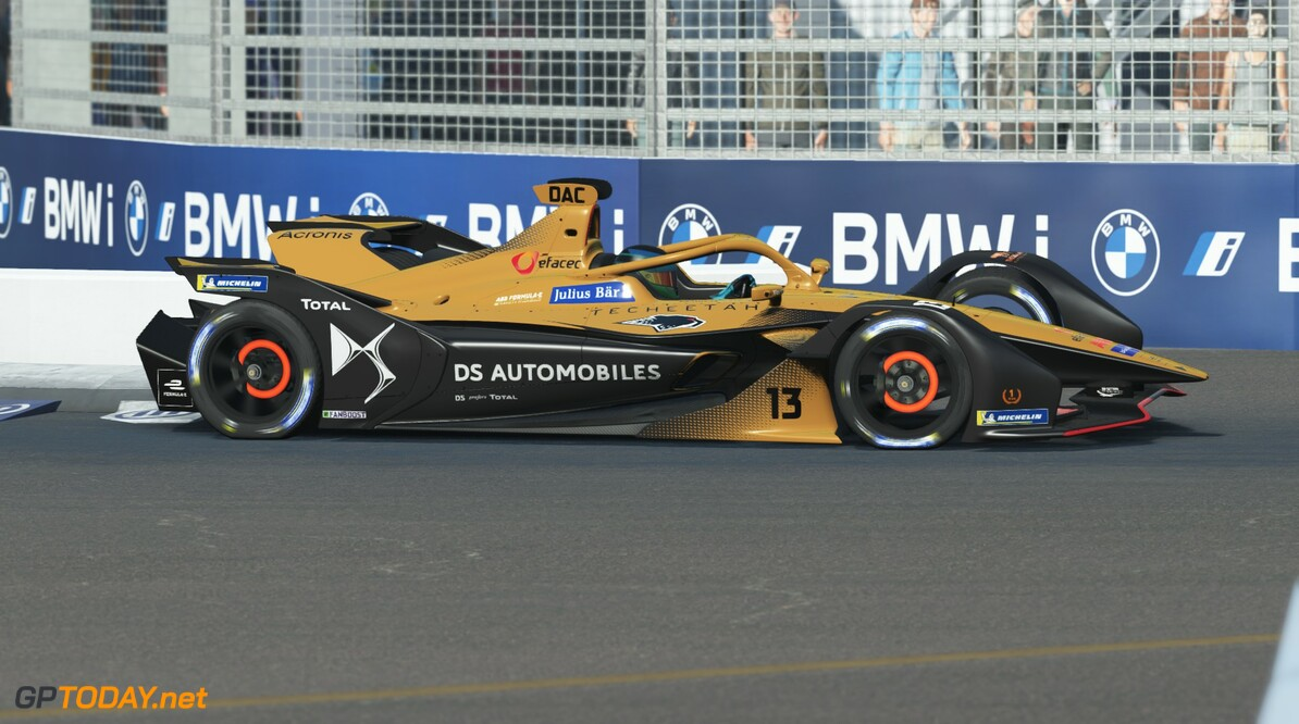 <strong>Berlin Race 1</strong>:  Da Costa takes the victory in crazy Berlin opener