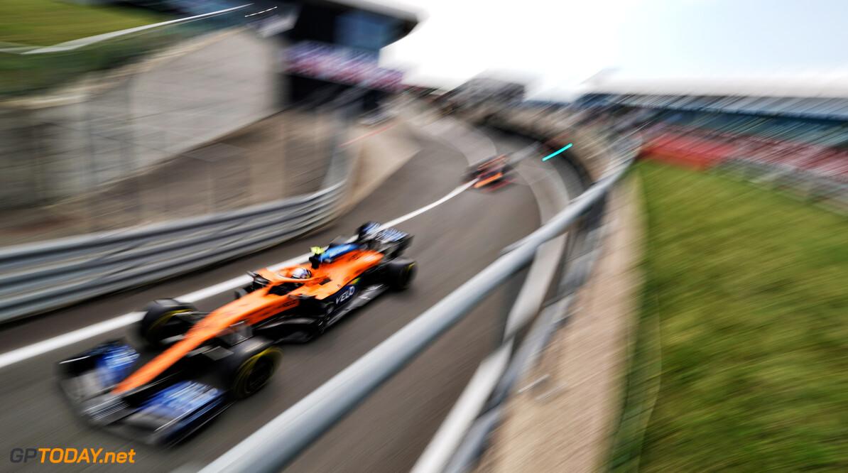 Sainz tast in het duister na koelingsproblemen McLaren