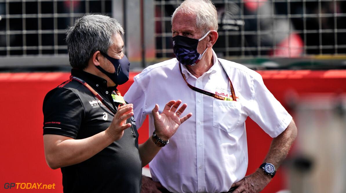 """Helmut Marko: """"Liberty begrijpt politiek in F1 niet goed"""""""