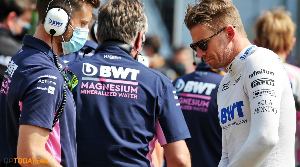 <b>Video: </b>De seatfitting van Nico Hülkenberg bij Aston Martin F1 Team