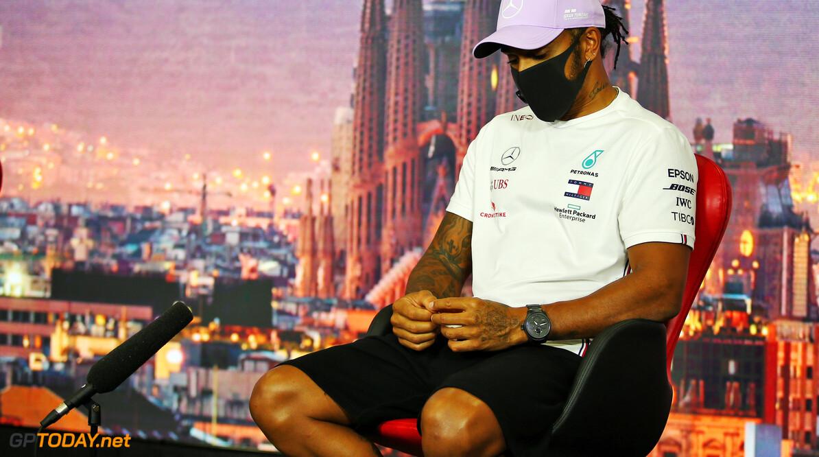 Lewis Hamilton vreest supersnelle Max Verstappen en Red Bull
