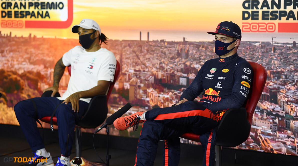 """Max Verstappen over steun tegen racisme: """"Denk dat Lewis Hamilton dat waardeert"""""""