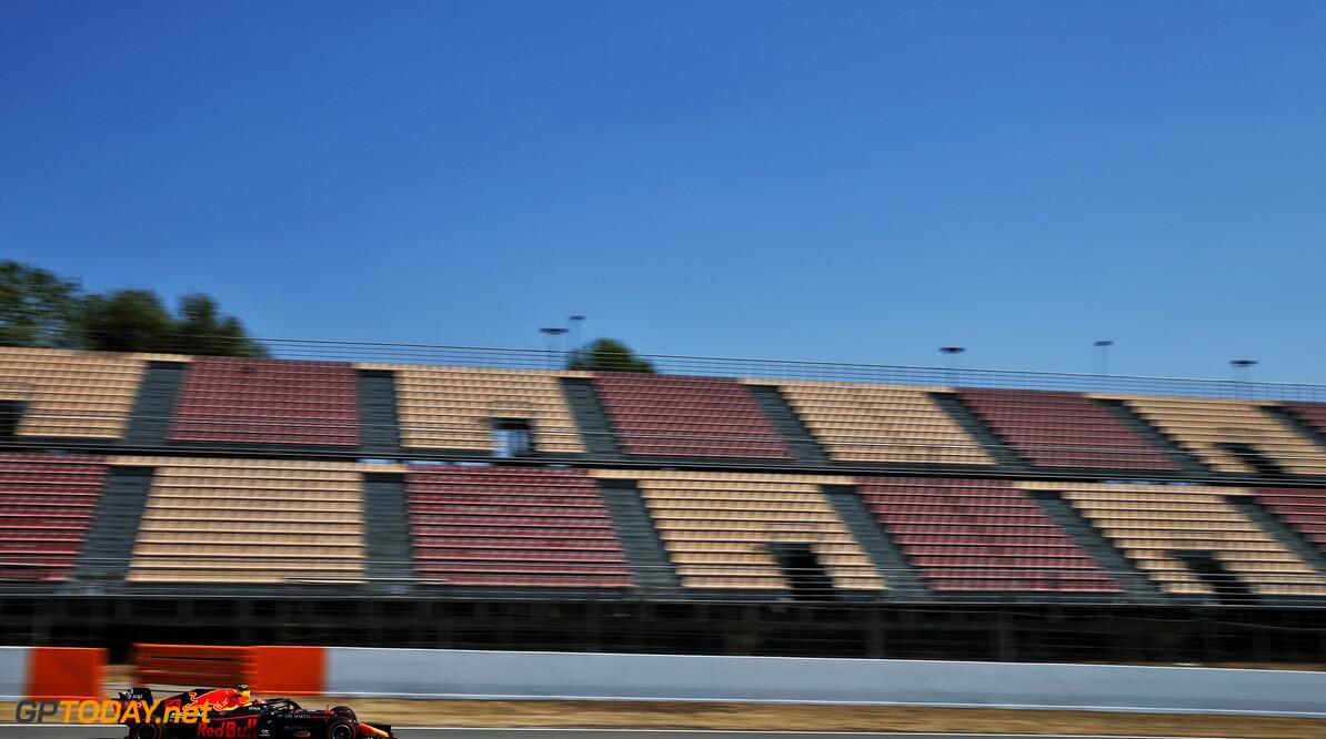 Spaanse en Portugese races waarschijnlijk met fans op de tribunes