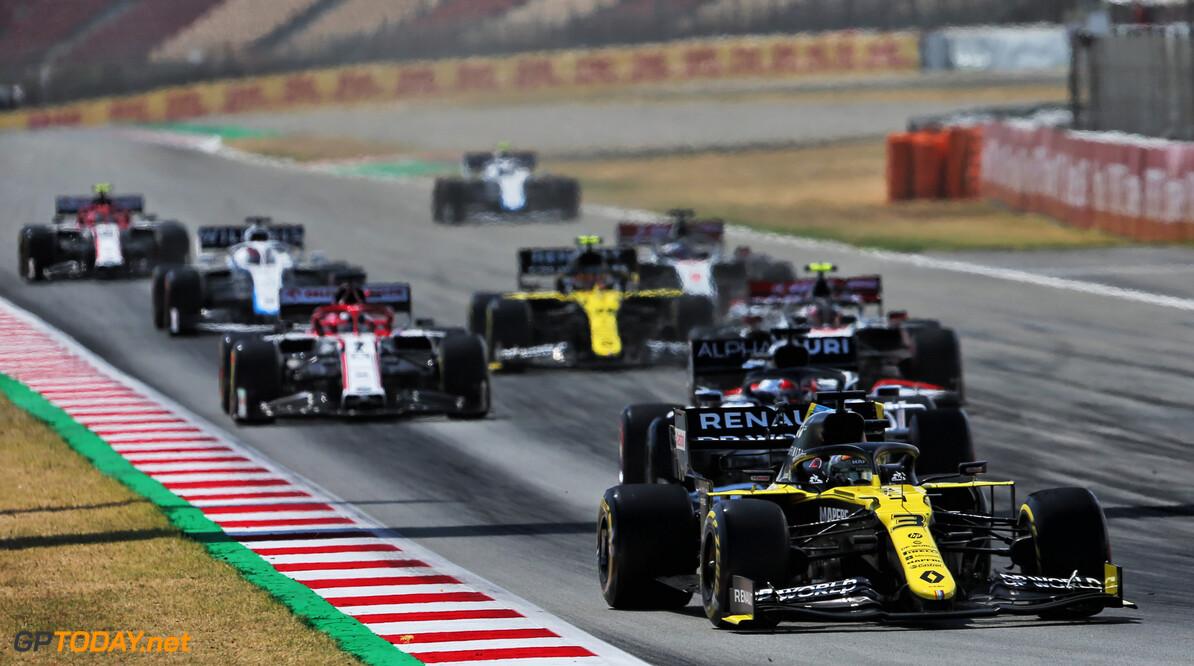 Circuit Barcelona wijzigt bocht 10 naar oude configuratie