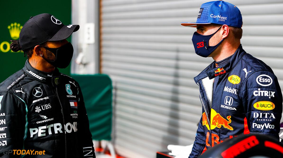 Lewis Hamilton en Max Verstappen best betaalde Formule 1-coureurs