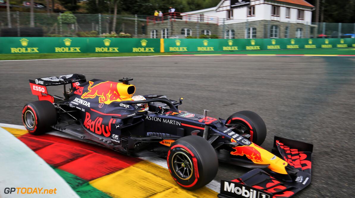 """Max Verstappen over Belgische GP: """"Het was eigenlijk een klote race"""""""