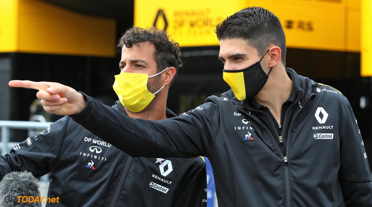 """Esteban Ocon focust op Verstappen: """"We zijn sneller dan Red Bull!"""""""