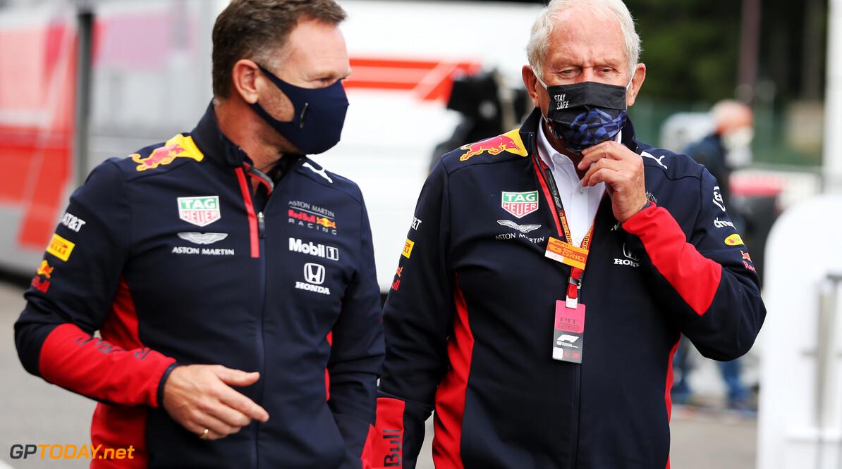 """Helmut Marko: """"Red Bull heeft druk uitgeoefend om Party Mode te verbieden"""""""