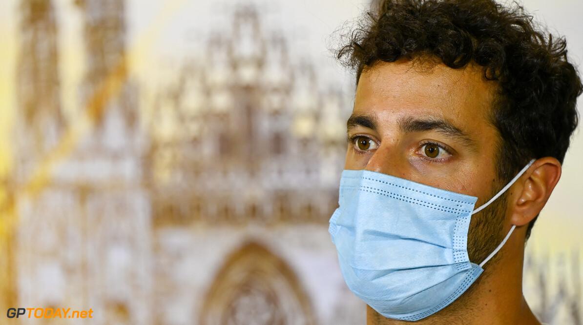 Daniel Ricciardo keek met woede naar kwalificatie van F3