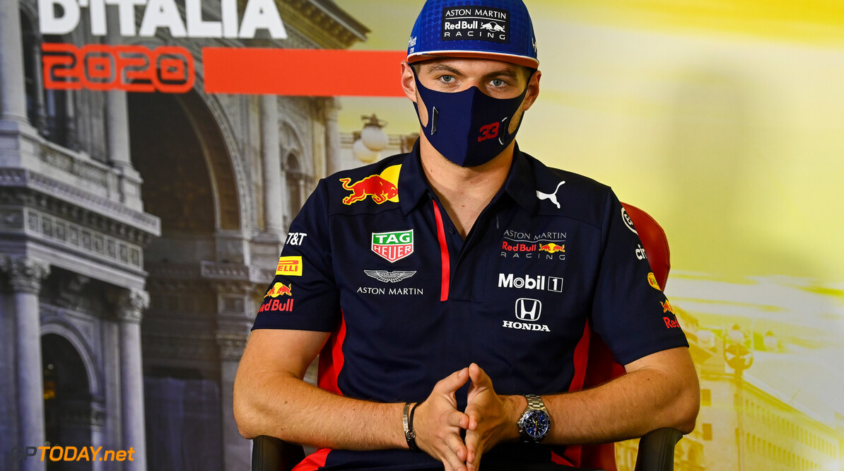 Verstappen not surprised to qualify fifth for Italian Grand Prix