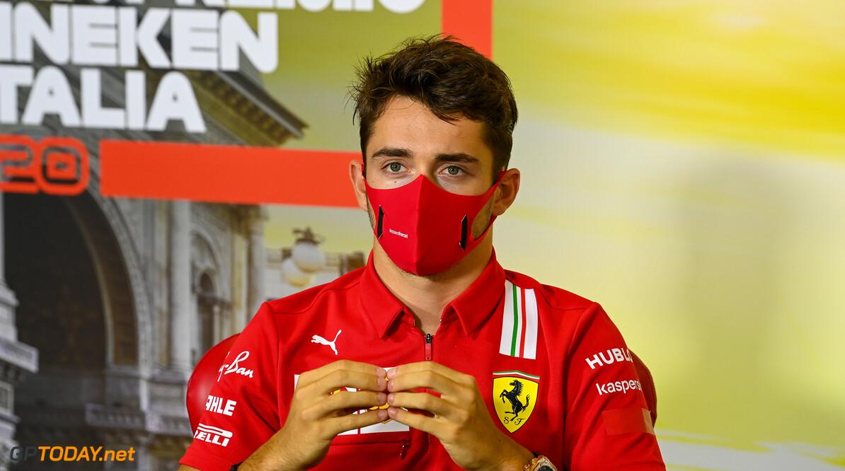 Leclerc 'ready to wait' for Ferrari improvements