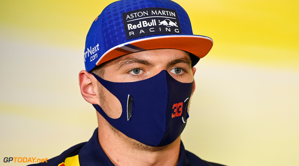 """Max Verstappen: """"De race boeit mij niet meer, ik kom hier om te winnen"""""""