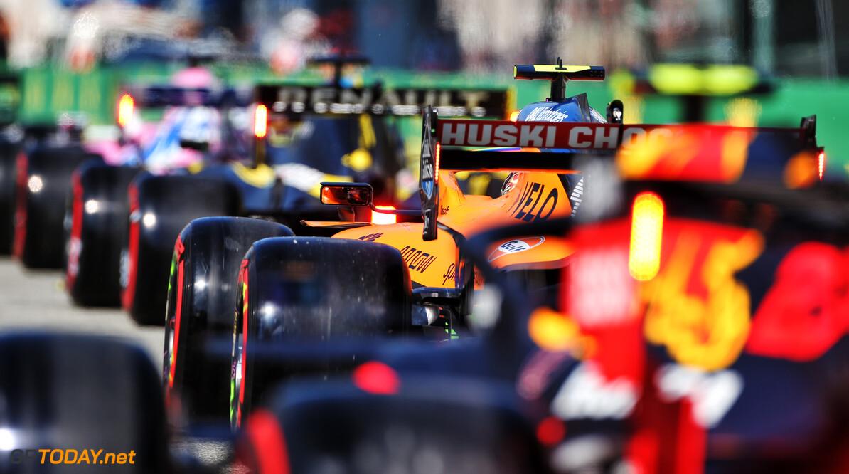 F1Podcast nabeschouwing Grand Prix van Italië
