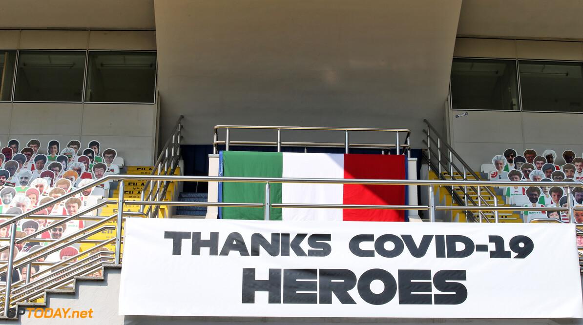 Monza dient als vaccinatiecentrum tegen coronavirus