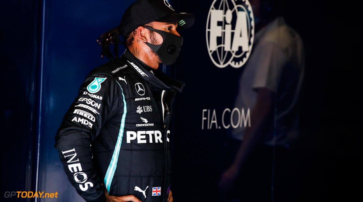 Toekomst Lewis Hamilton hangt niet af van Toto Wolff