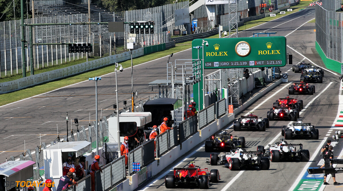 F1 to revisit reverse grid sprint race plans after Italian GP