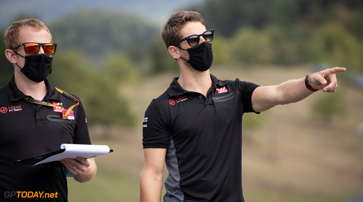 """Grosjean heroverweegt overstap naar IndyCar: """"Ik vind ovals eng, maar ook verleidelijk"""""""