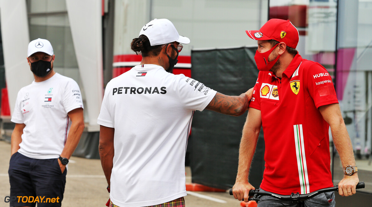 """Sebastian Vettel: """"Ik verwacht geen grote sprongen van Aston Martin"""