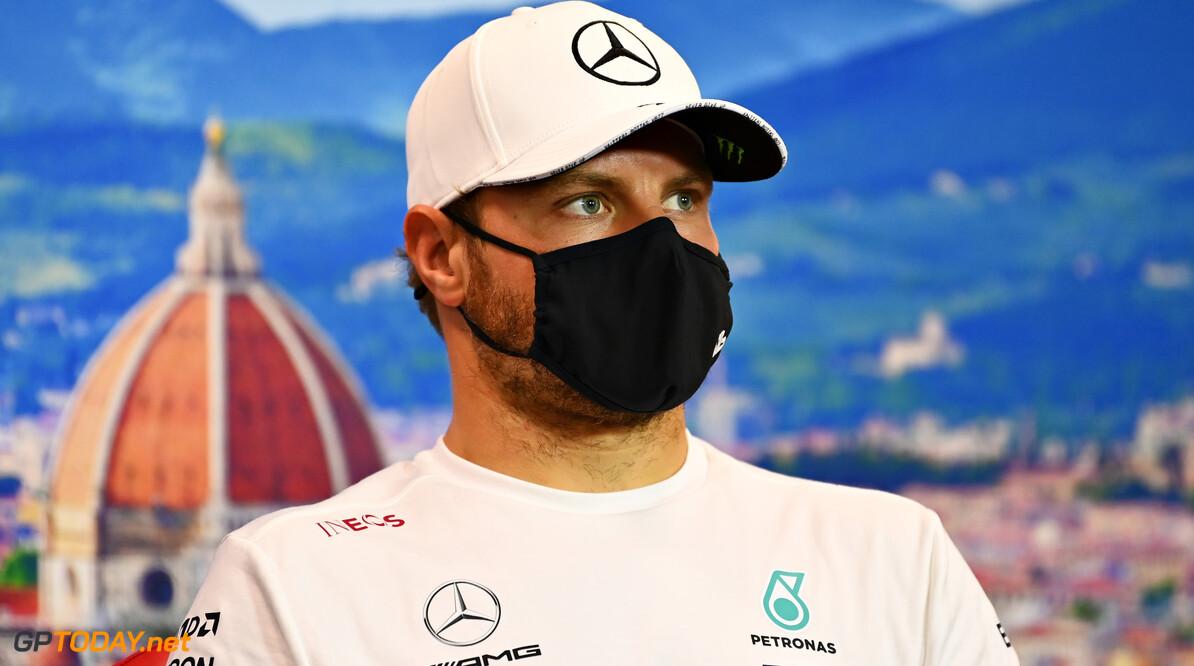 Bottas confident of challenging Hamilton during Tuscan Grand Prix