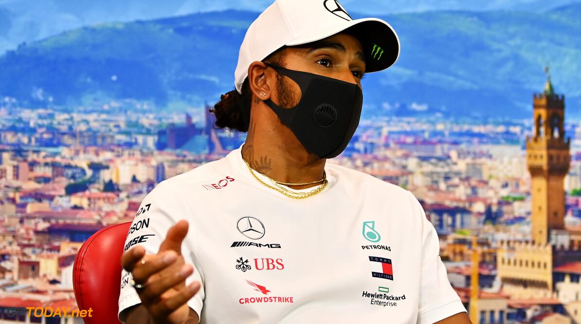"""Hamilton over zijn dominantie: """"Mensen hebben een verkeerd beeld"""""""