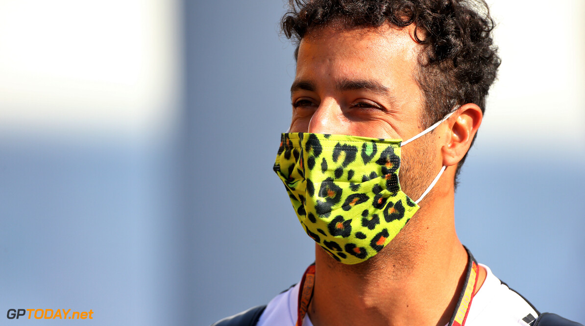Zonder rode vlag had Daniel Ricciardo een podium en ttatoo met Renault