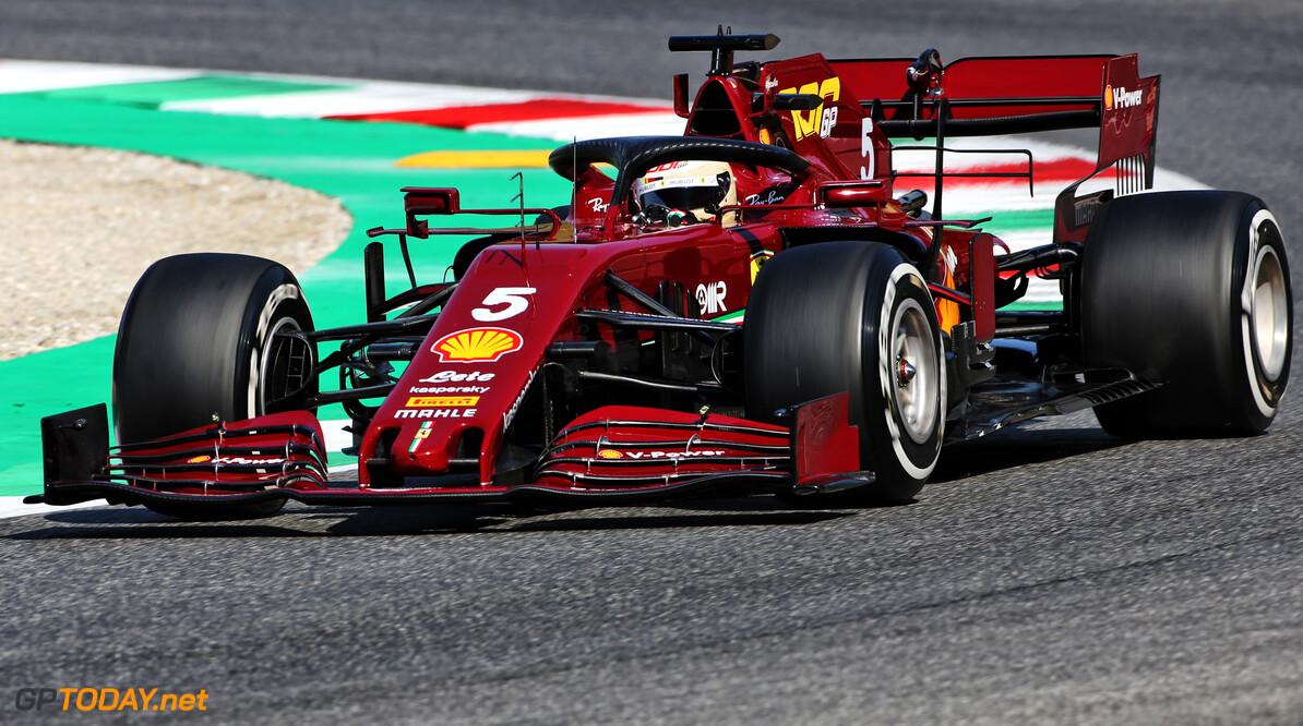 Sebastian Vettel is kortaf na het behalen van P14, ondanks herstel na bedroevende serie races