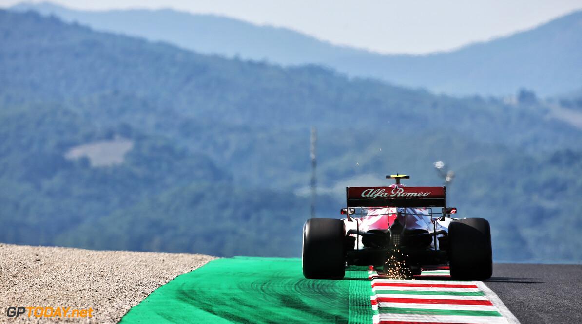 Twelve drivers warned over Tuscan GP pile-up