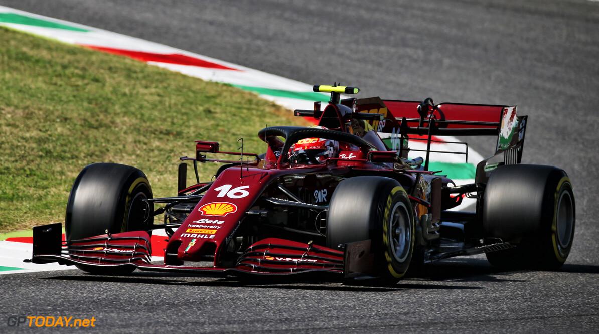 'Ferrari opteert bij livery voor 2021 voor twee tinten rood'