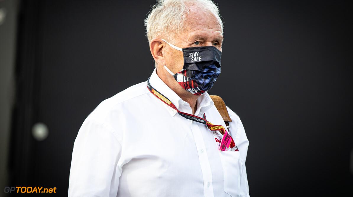 """Helmut Marko: """"We hebben te veel saaie races gehad, sprintraces een goed plan"""""""