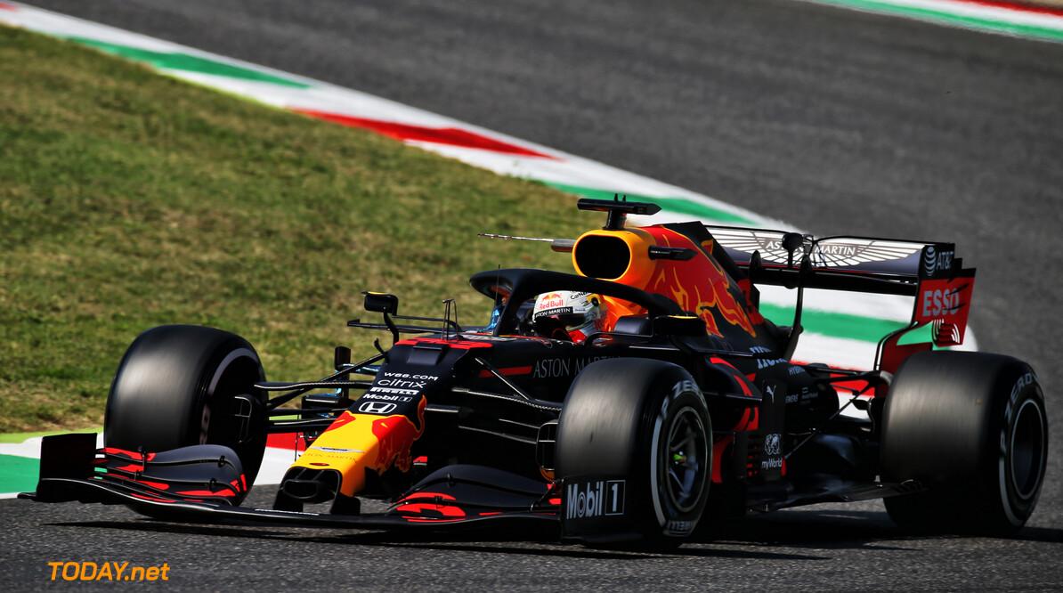 <b>Video:</b> Onboard bij Max Verstappen in Mugello voor de Toscaanse GP