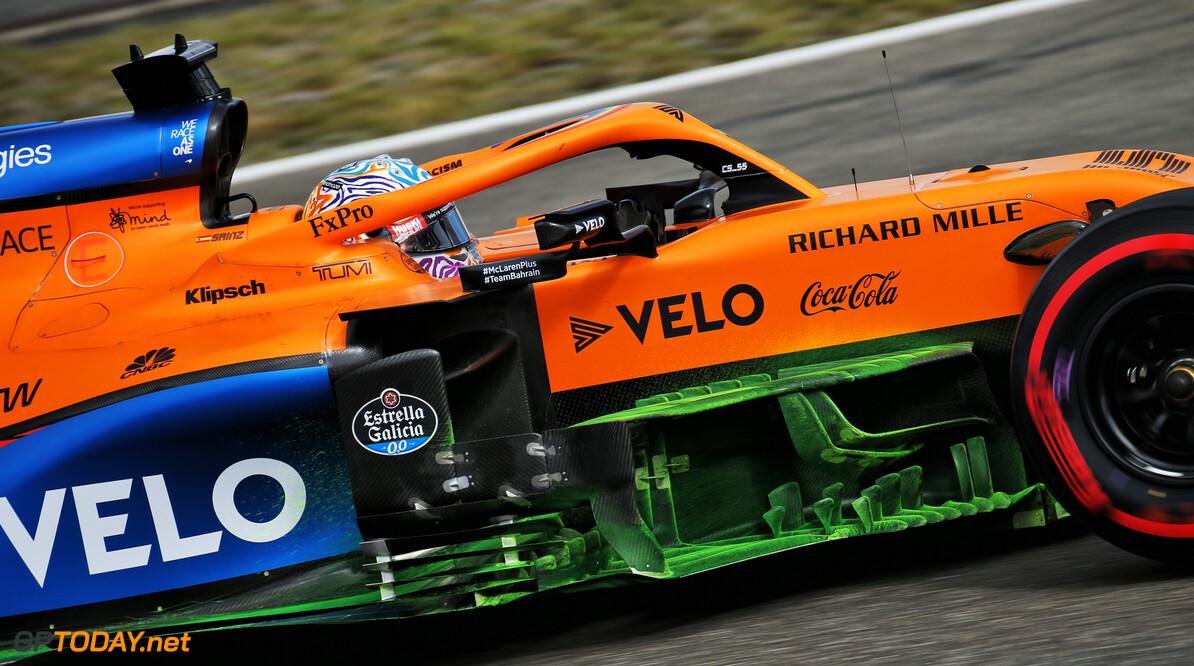 McLaren verlengt de samenwerking met Coca-Cola voor 2021