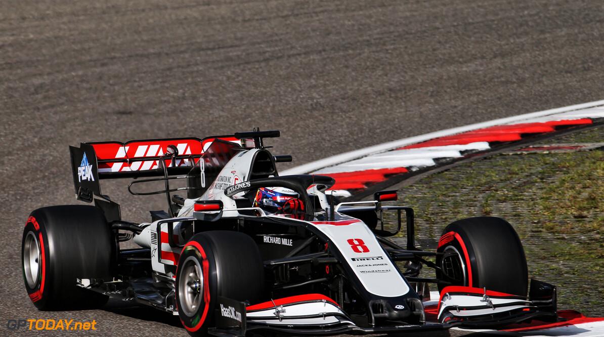 Gescoorde punten van Grosjean hebben geen invloed op beslissing van Haas