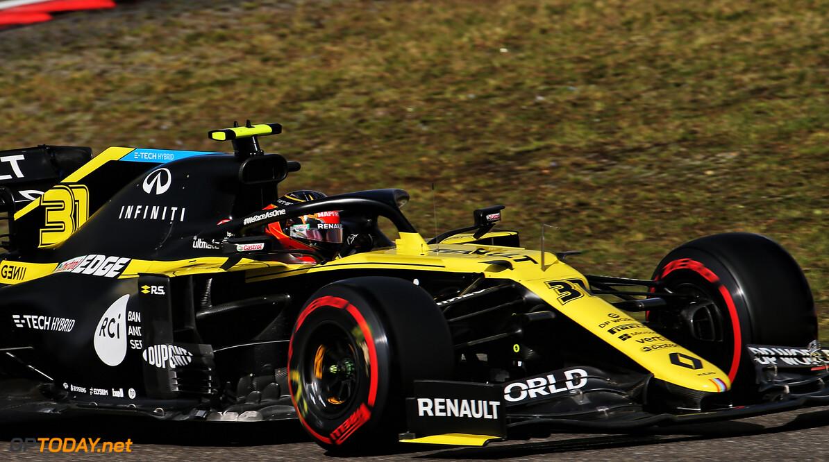 Renault komt nog altijd 1 seconde te kort op topteams