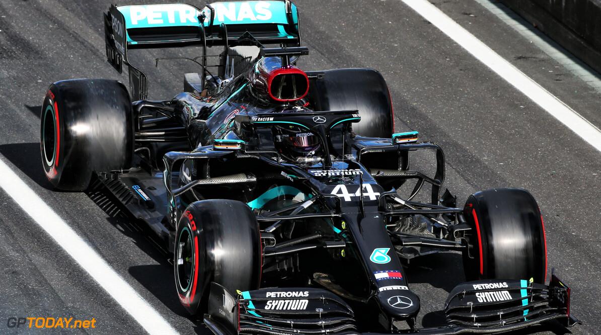 <b>Video:</b> Mercedes neemt je mee over Autódromo Internacional do Algarve