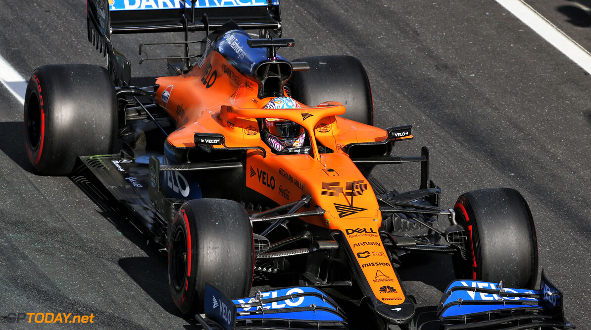 """McLaren: """"Carlos Sainz overtrof al onze verwachtingen"""""""