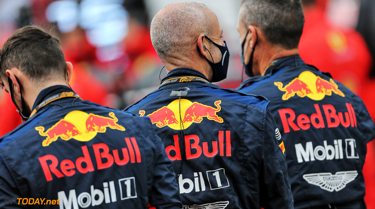 """Voorkeur Red Bull is duidelijk: """"Willen motor Honda overnemen"""""""