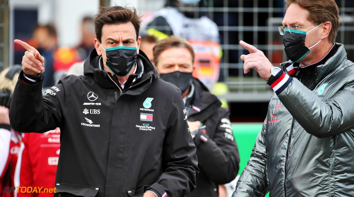 """Toto Wolff over Turkse Grand Prix: """"Zullen weer worden geconfronteerd met onbekende factoren"""""""
