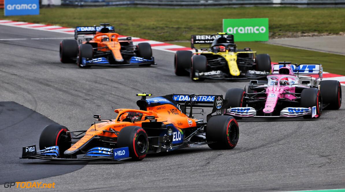 """McLaren denkt niet aan wonder: """"Kunnen volgend seizoen niet opeens Mercedes verslaan"""""""