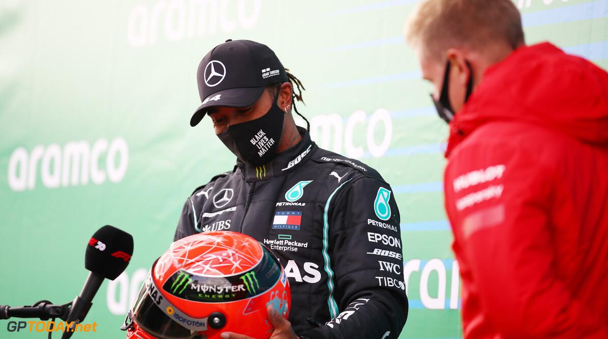 """Lewis Hamilton: """"Ferrari heeft nooit een contract aangeboden"""""""