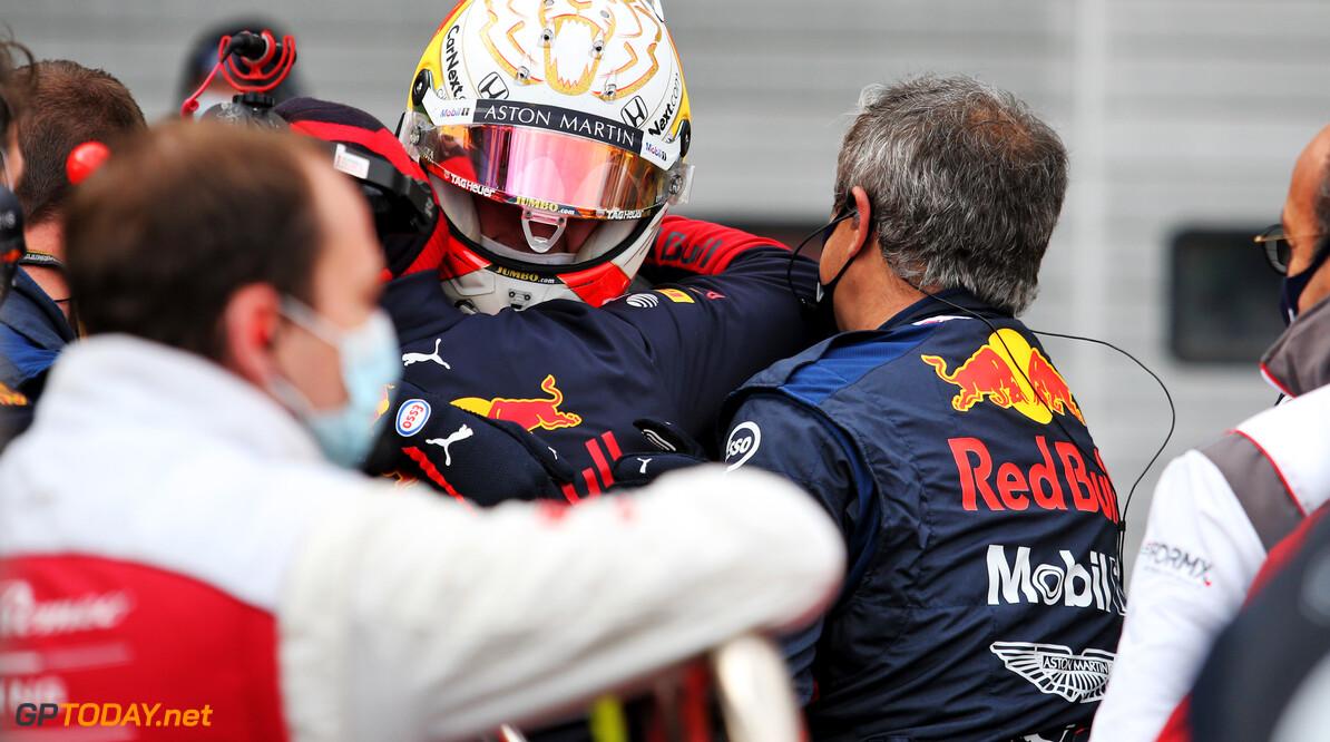 """Verstappen over races zonder fans: """"We moeten blij zijn dat we mogen rijden"""""""