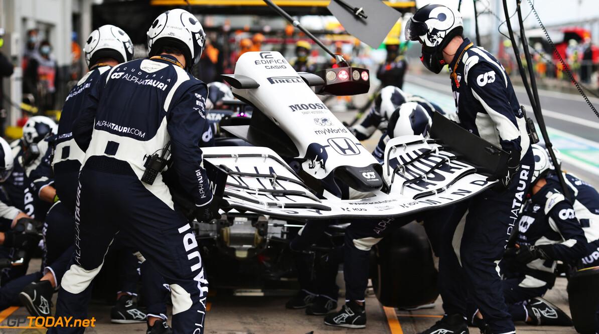 <b>Video:</b> AlphaTauri blikt vooruit op Portugese Grand Prix