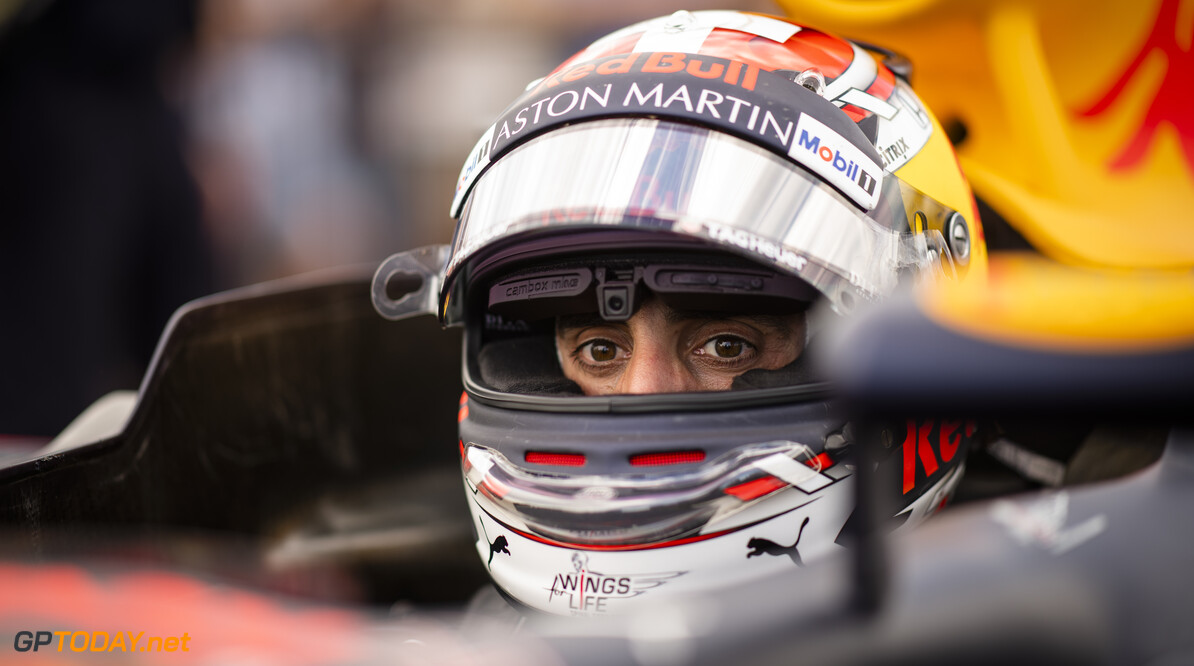S?? 1/2 bastien Buemi (SUI) is seen during the Red Bull Race Day in Grenchen, Switzerland on August 11, 2019 // Jaanus Ree/Red Bull Content Pool // SI201908110482 // Usage for editorial use only //  S?? 1/2 bastien Buemi     SI201908110482