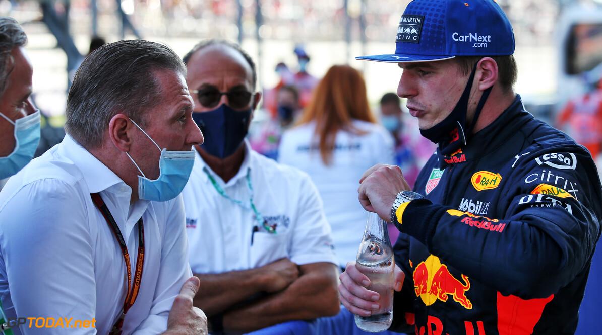 """Jos Verstappen: """"Albon niet goed genoeg voor Red Bull"""""""