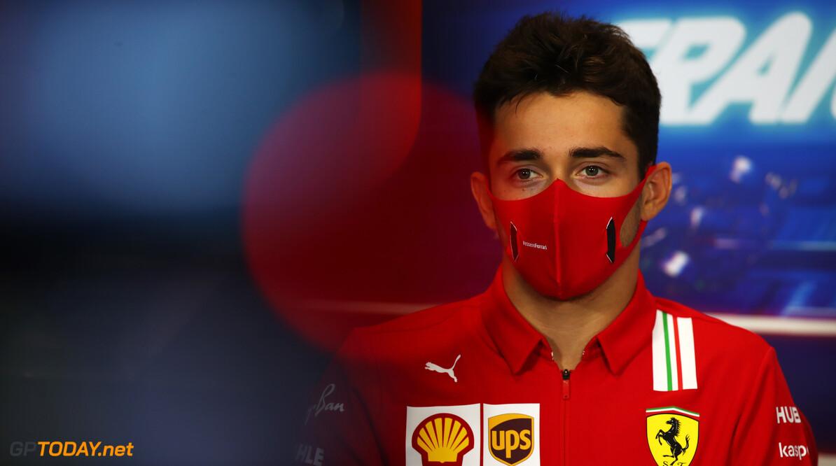 """Sebastian Vettel: """"Hopelijk krijgt Leclerc de auto die hij verdient """""""