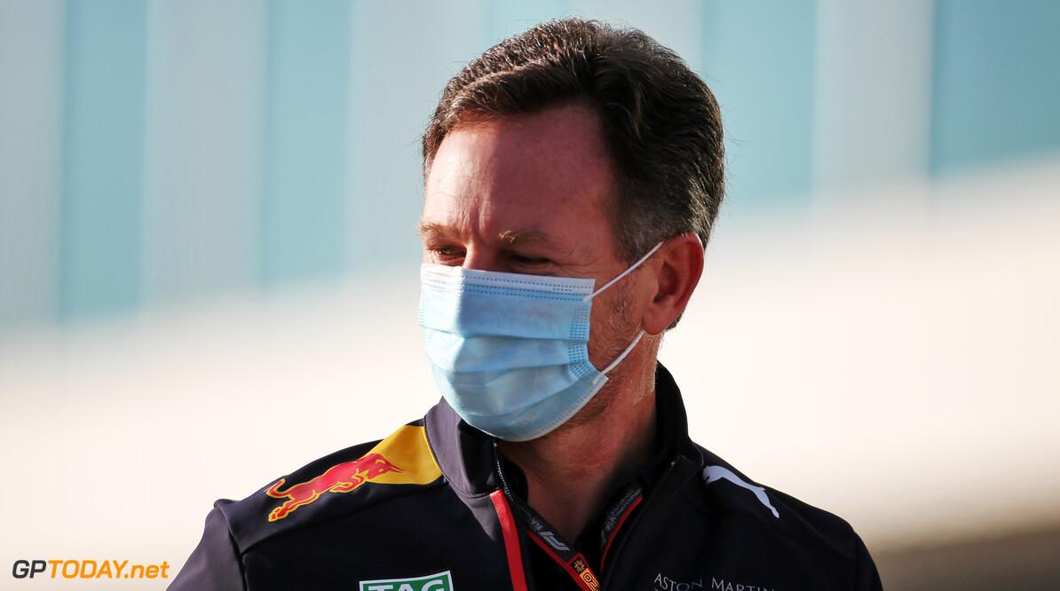 "Red Bull-teambaas Christian Horner over derde startplek Verstappen: ""Max had gewoon pech"""